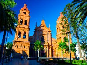 Santa Cruz de la Sierra, Cathedral