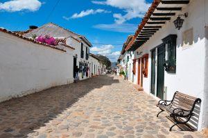 Streets of Villa de Leyva