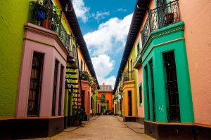 Los Martires, Bogota