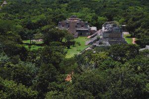 citta maya di ek balam yucatan