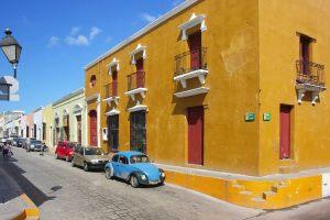 edifici coloniali campeche
