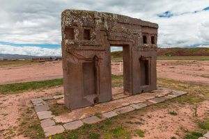 Gate of the sun, Tiahuanaco