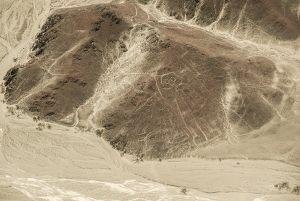 Nazca Lines, Astronaut