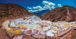 Salinas de Maras, Cusco