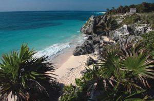 spiaggia bianca tulum
