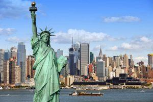 statua della liberta - new york