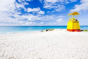 barbados spiaggia