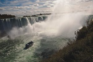 cascate del niagara versante canadese