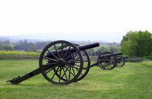 cannone a gettysburg