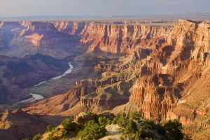 grand canyon e fiume colorado