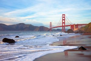 marshall beach di san francisco
