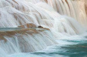 cascate di agua azul