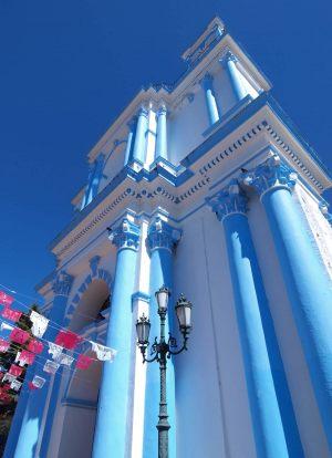 chiesa di san cristobal
