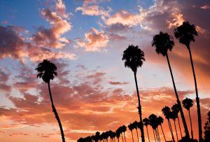 santa barbara tramonto