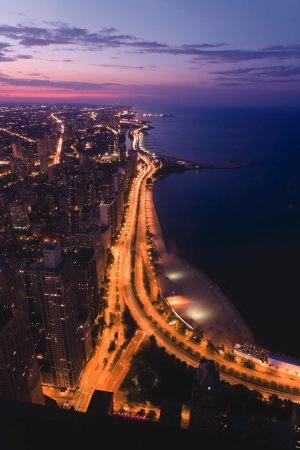 chicago di notte 2