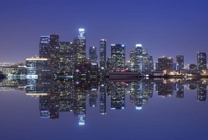 skyline - los angeles